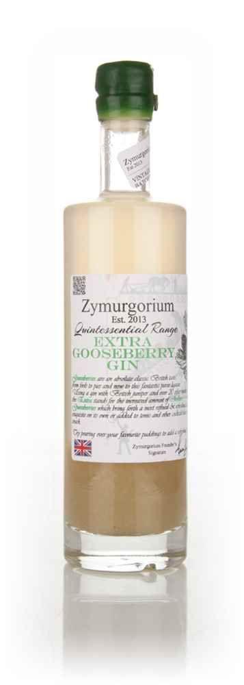 Zymurgorium Extra Gooseberry Gin Liqueur (Quintessential Range) - Master of Malt