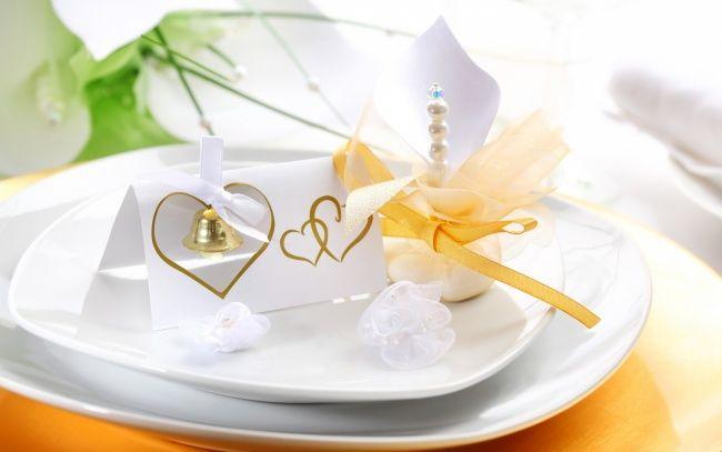 Обои картинки фото праздничные, сервировка, heart, bell, сердце, колокольчик