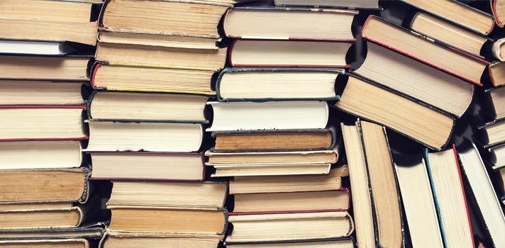 Confira mais de 2 mil livros grátis para baixar