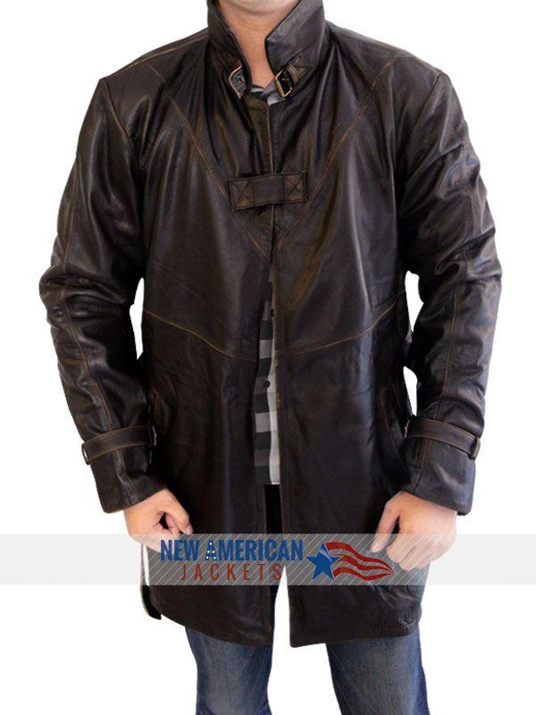 Dog leather jackets