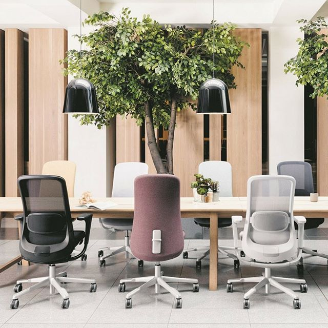 Mix and match with the HÅG SoFi range and make the office of your dreams. Available in a variety of fabrics and colours, with or without a mesh back.  Designed in collaboration with @frostprodukt & Powerdesign.  #InspireGreatWork #Flokk #HÅG  #Scandinavian #ScandinavianDesign #Norway #NorwegianDesign #Design #Furniture #ScandinavianFurniture #OfficeFurniture #Office #Inspiration