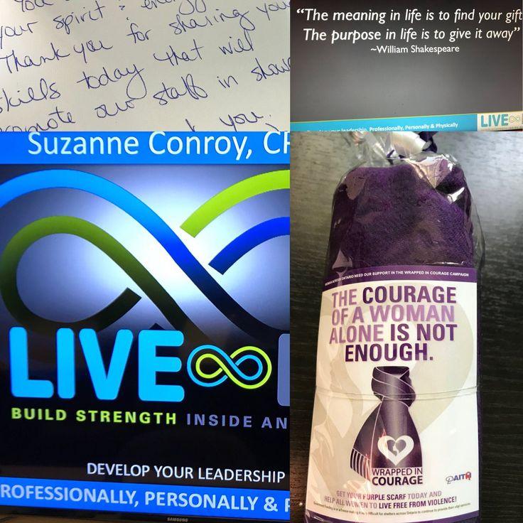 Suzanne Conroy (@LiveItLdrship) | Twitter