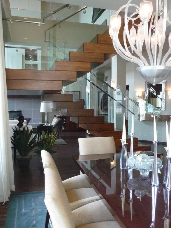 188 Best Ultra Modern Homes Images On Pinterest  Home Ideas Impressive Ultra Modern Dining Room Inspiration
