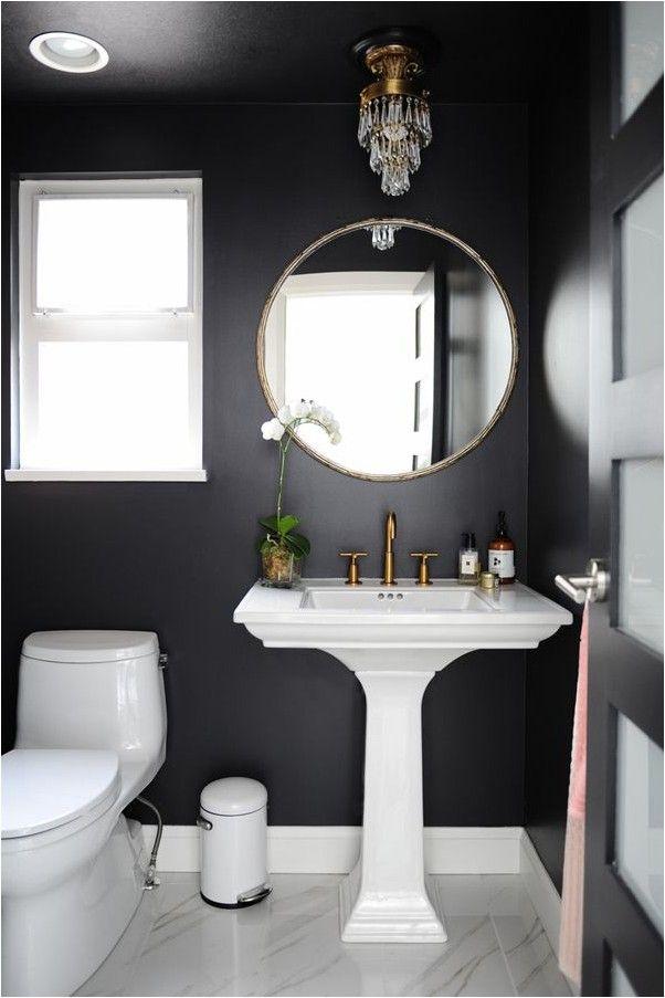 40 Stunning Powder Room Ideas To Decorate Your Dream Bathroom