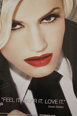 """""""Isabelle Thornton"""" Le Chateau des Fleurs: Find your red lipstick. It never goes out of Fashion"""
