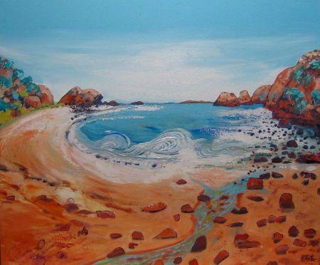 Manyung Gallery Group Carole  Foster Bushranger Bay