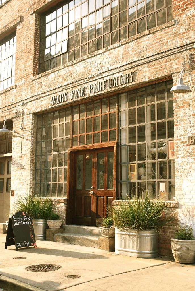 Avery Fine Perfumery, located in New Orleans, Louisiana, USA
