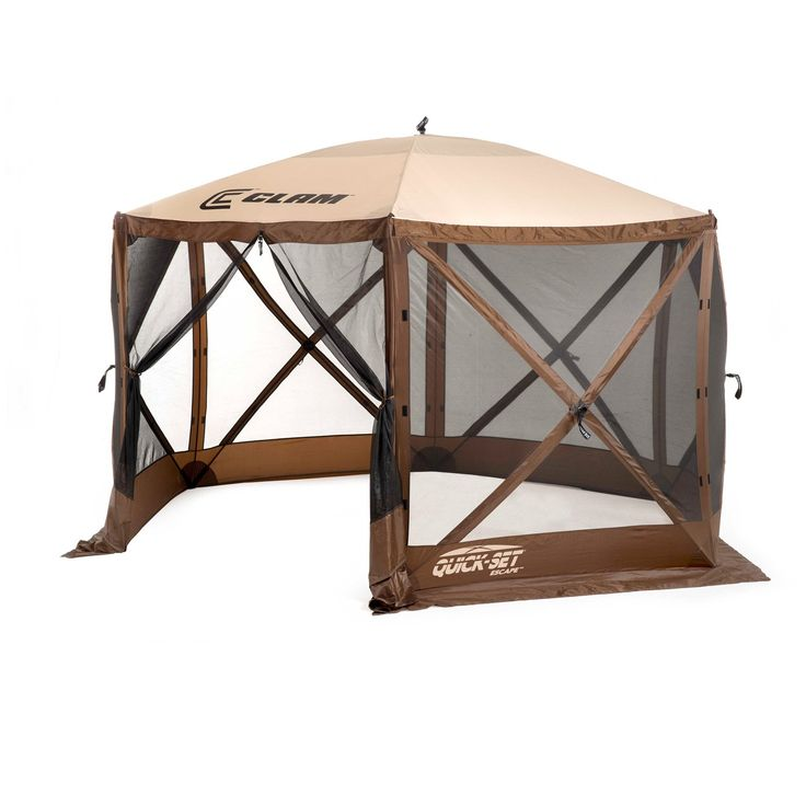 Clam Quick-Set Escape Screen Canopy Shelter - 10809