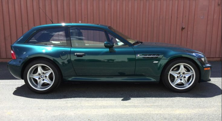 1999 BMW Z3 M Coupe for sale on eBay Motors httproverebay