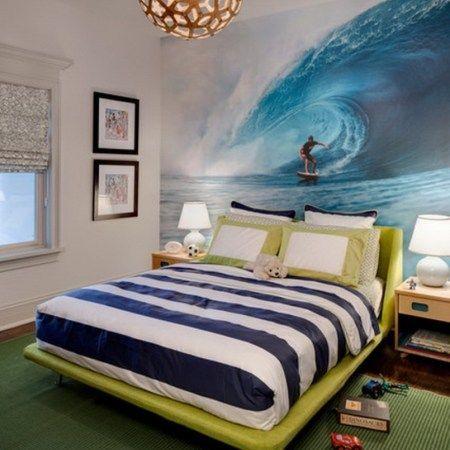 Beach Bedroom Ideas For Teenagers
