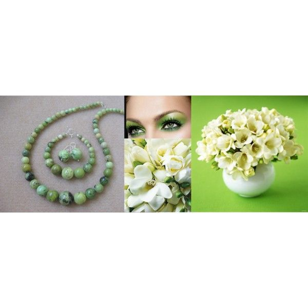 Simply green2 by ligi-tarniceru on Polyvore
