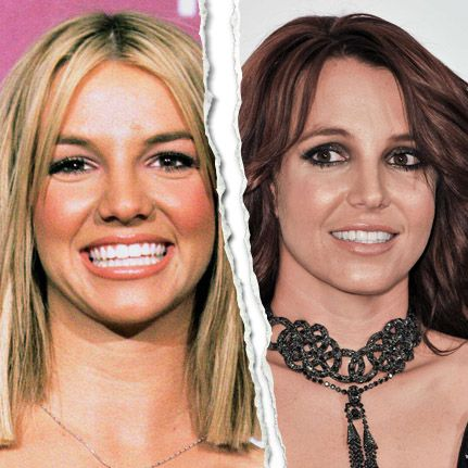 Le nez refait de Britney Spears