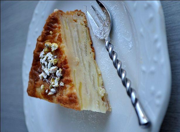 Un gâteau de saison très très léger, fruité, peu calorique et surtout très bon et fondant en bouche, un peu comme un flan pâtissier... il fait l'unanimité à chaque fois, il s'agit du fameux gâteau invisible d'Eryn . La recette est un peu modifiée car...