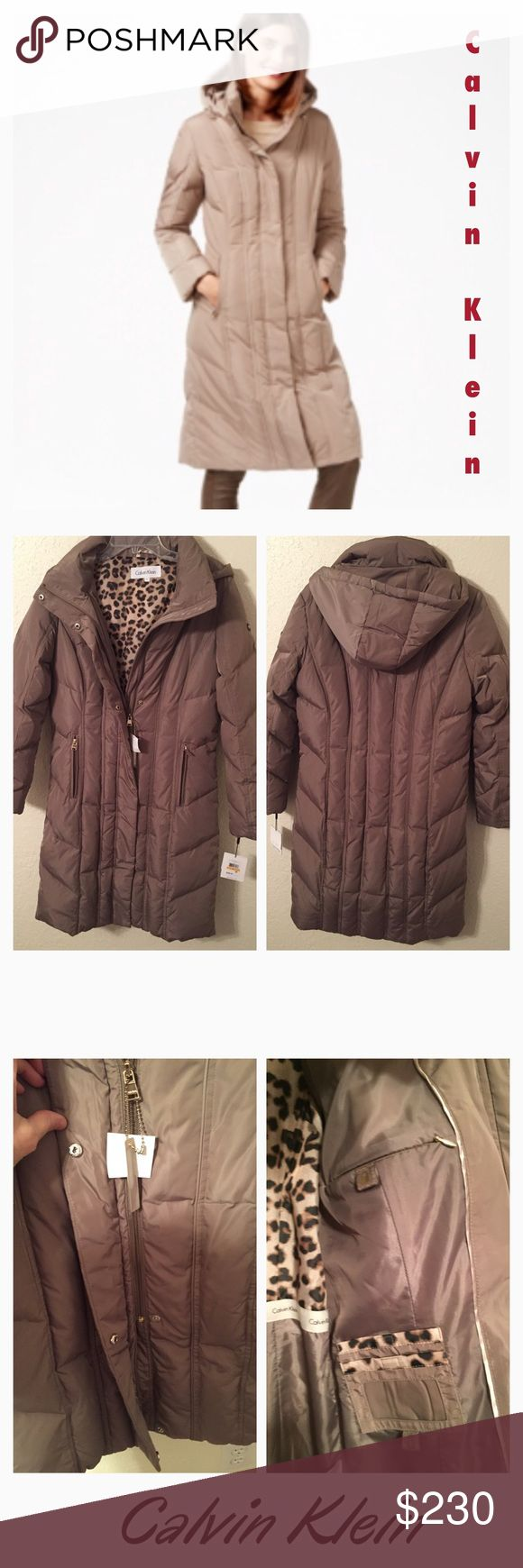 ✨Just Listed✨NWT Calvin Klein Hooded Jacket Just Listed: NWT Calvin Klein Hooded Jacket  Size: Ladies Small  Color: Mocha   Condition: NWT    ❌Trades❌  ⚡️I ship lightening fast⚡️  🎉Discounts with bundles🎉 Calvin Klein Jackets & Coats Puffers