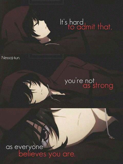 anime quotes deep: Charlotte Otosaka Yuu …