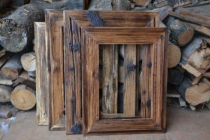 Bilderrahmen Holz
