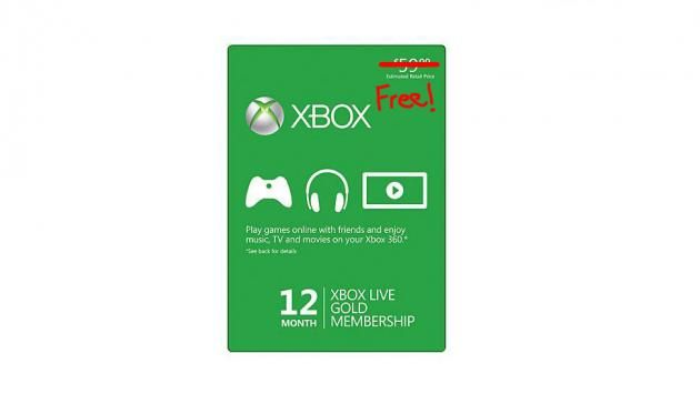 Get a Free Year of Xbox Live Gold By Buying Office 360