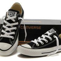 Sepatu Converse Black