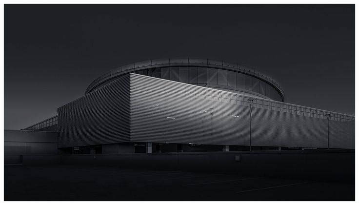 Last Sun, Sandton City | Fine Art Architectural Photography | Danie Bester