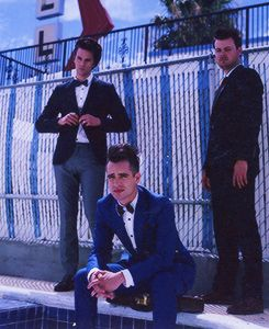 Panic! At The Disco: Brendon & Spencer & Dallon
