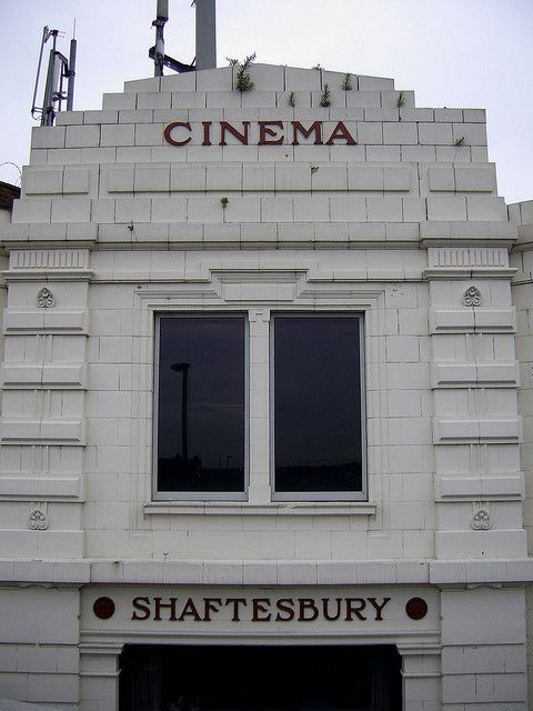 Old Leeds Cinemas