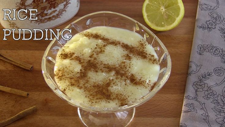 A typical Portuguese dessert, rice pudding sprinkled with cinnamon, simple and delicious... Visit this recipe here: http://www.foodfromportugal.com/recipe/rice-pudding/  Website: http://www.foodfromportugal.com/  Facebook: https://www.facebook.com/FoodFromPortugal