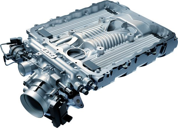 2017 Chevrolet Camaro ZL1: supercharger details