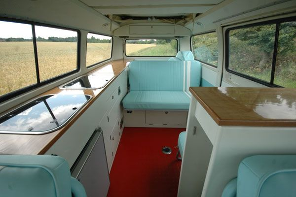 17 best ideas about kombi interior on pinterest vw for Vw kombi interior designs
