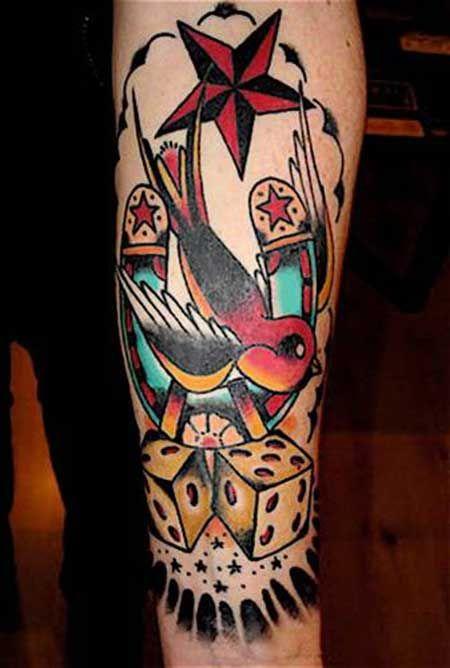 Tatuagens na Perna Femininas e Masculinas