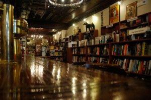5 Brilliant Bookstore Bars (The Spotty Dog Books & Ale in NY)