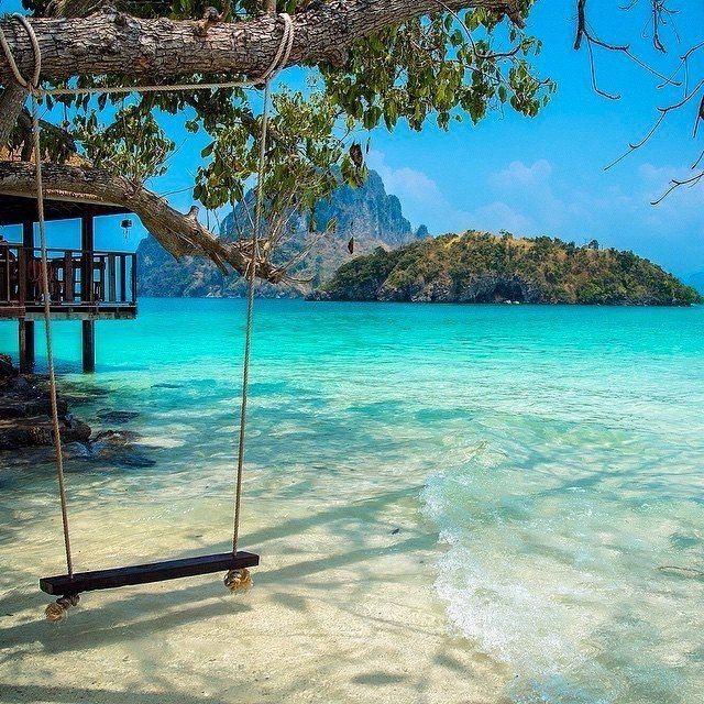 Волшебное место где-то в Таиланде