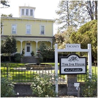 Ink House Bed And Breakfast St Helena Ca