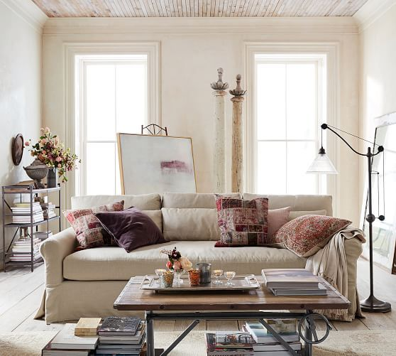 Best 25+ Pottery barn floor lamps ideas on Pinterest Living room lamps, Tall lamps and Lamps ...