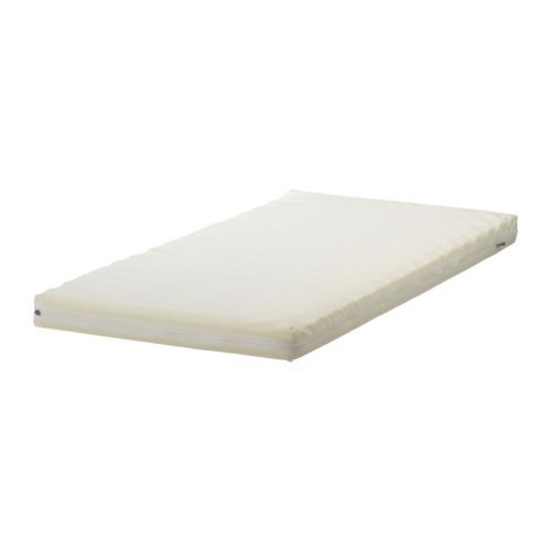 Ikea Kleiderschrank Raumteiler ~ VYSSA SLUMMER Mattress for small bed, white