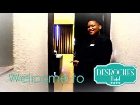 Our rooms are fully kitted with #modern amenities you have come to love VIDEO HERE #MeetSouthAfrica