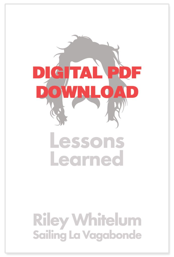 "Sailing ""Lessons Learned"" (Digital Download)"