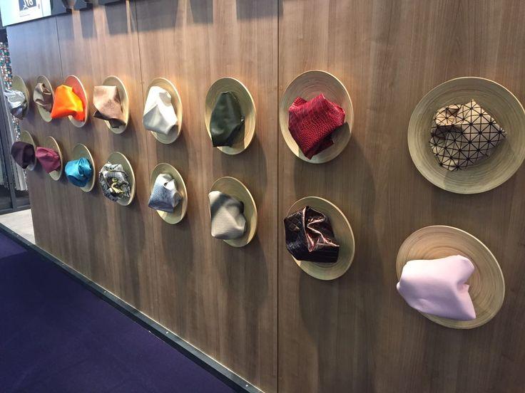 Creative fabric display