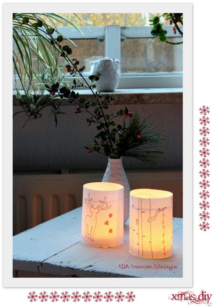 paper lanterns made by @Ilaria Chiaratti Bonomi