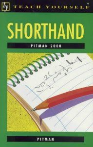 54 best omg images on pinterest pitman shorthand alphabet and shorthand pitman 2000 teach yourself by pitman 187 publisher trafalgar square fandeluxe Image collections