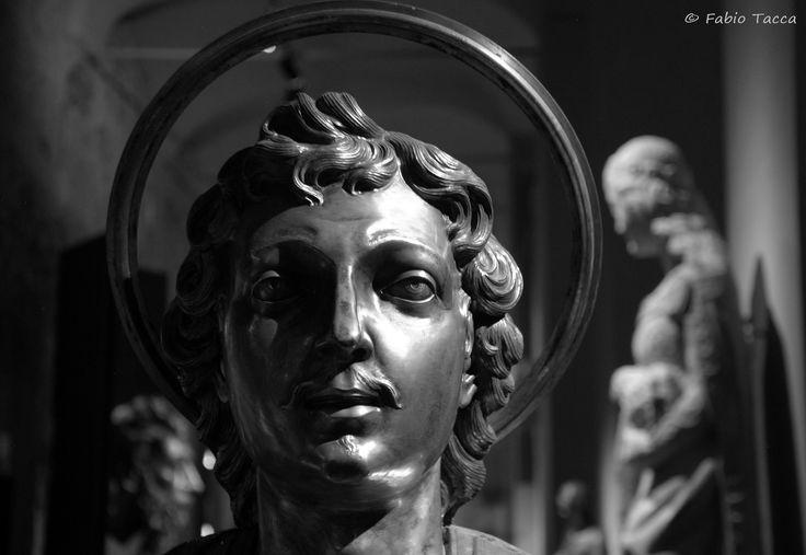 https://flic.kr/p/wq7A7R | San Sebastiano | Busto reliquiario di San Sebastiano. Pietro Francesco da Como, Pietro Rubini (1604 c.) Museo del Duomo - Veneranda Fabbrica del Duomo di Milano (museo.duomomilano.it/it/)
