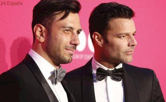 Cuenta atrás para el «sí, quiero» de Ricky Martin y Jwan Josef