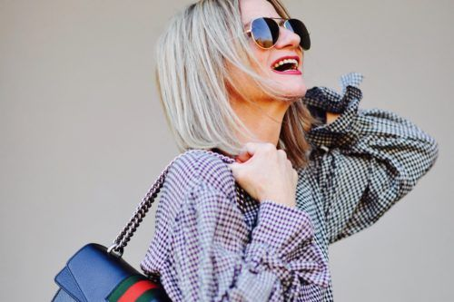 Gingham the Winter Wardrobe Must Have!