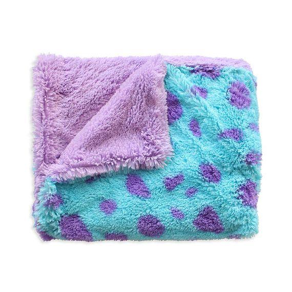 Faux fur blanket Baby super soft fleece fabric blanket luxury