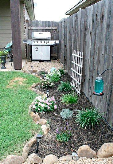 13 ideas para darle vida a tu patio interior jardin for Barbacoa patio interior