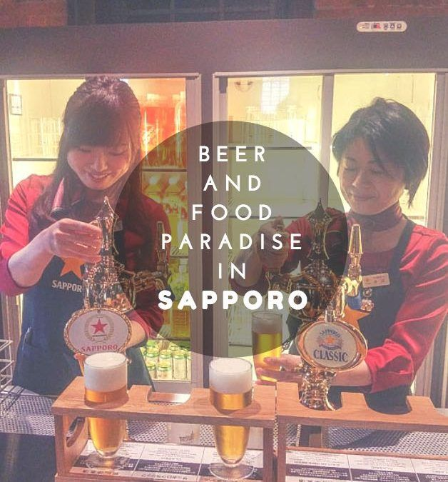 Beer And Food Paradise In Sapporo – Japan