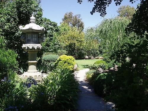 Adelaide Himeji Gardens. Japanese sister city.