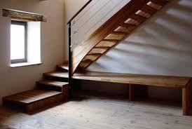 Resultado de imagen para dise os de escaleras de madera - Disenos de escaleras de madera para interiores ...