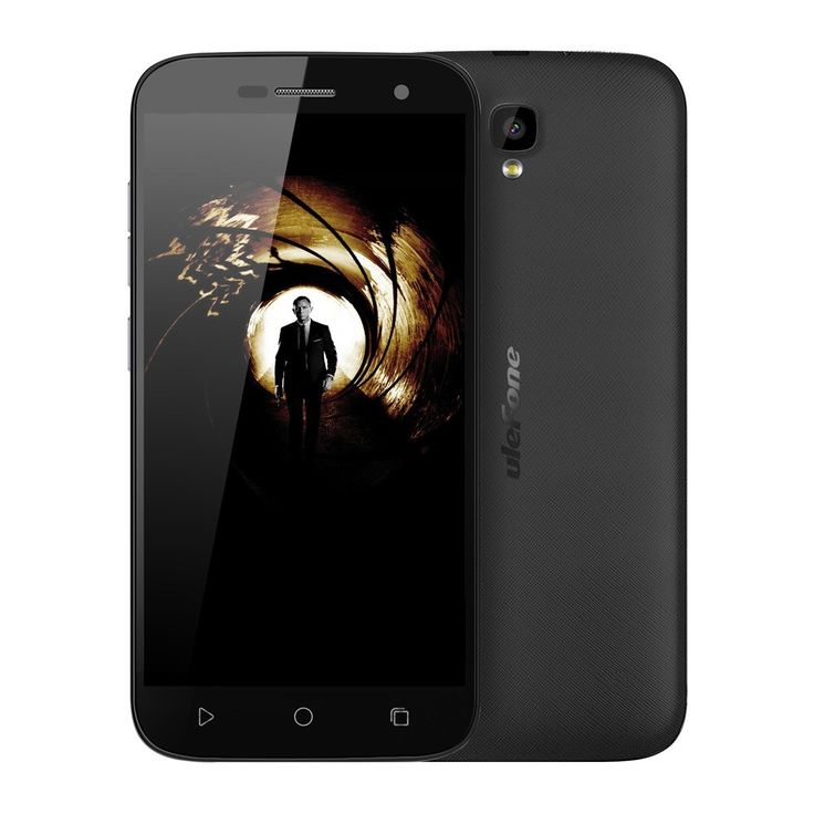 "High Quality Ulefone U007 Smartphone 3G WCDMA Android 6.0 Marshmallow OS 64bit MTK6580A Quad Core 5.0"" HD Screen 1GB RAM 8GB ROM 5MP 13MP Dual Cameras Air Gestures Off-screen Gestures Somatosenor from Tomtop.com"
