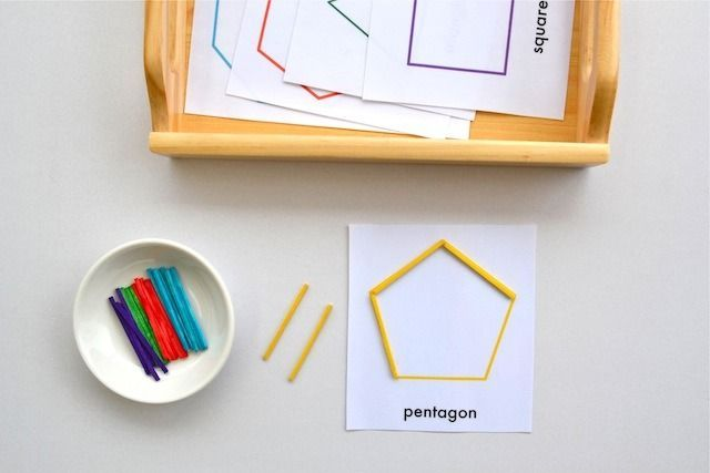 141 best images about geometrie on pinterest picture cards montessori and shape. Black Bedroom Furniture Sets. Home Design Ideas