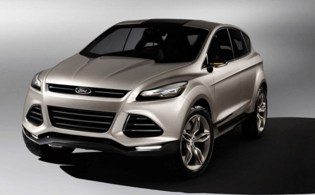 2020 Ford Escape Concept and Redesign Review - New Car Rumor